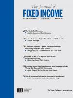 Journal of Fixed Income